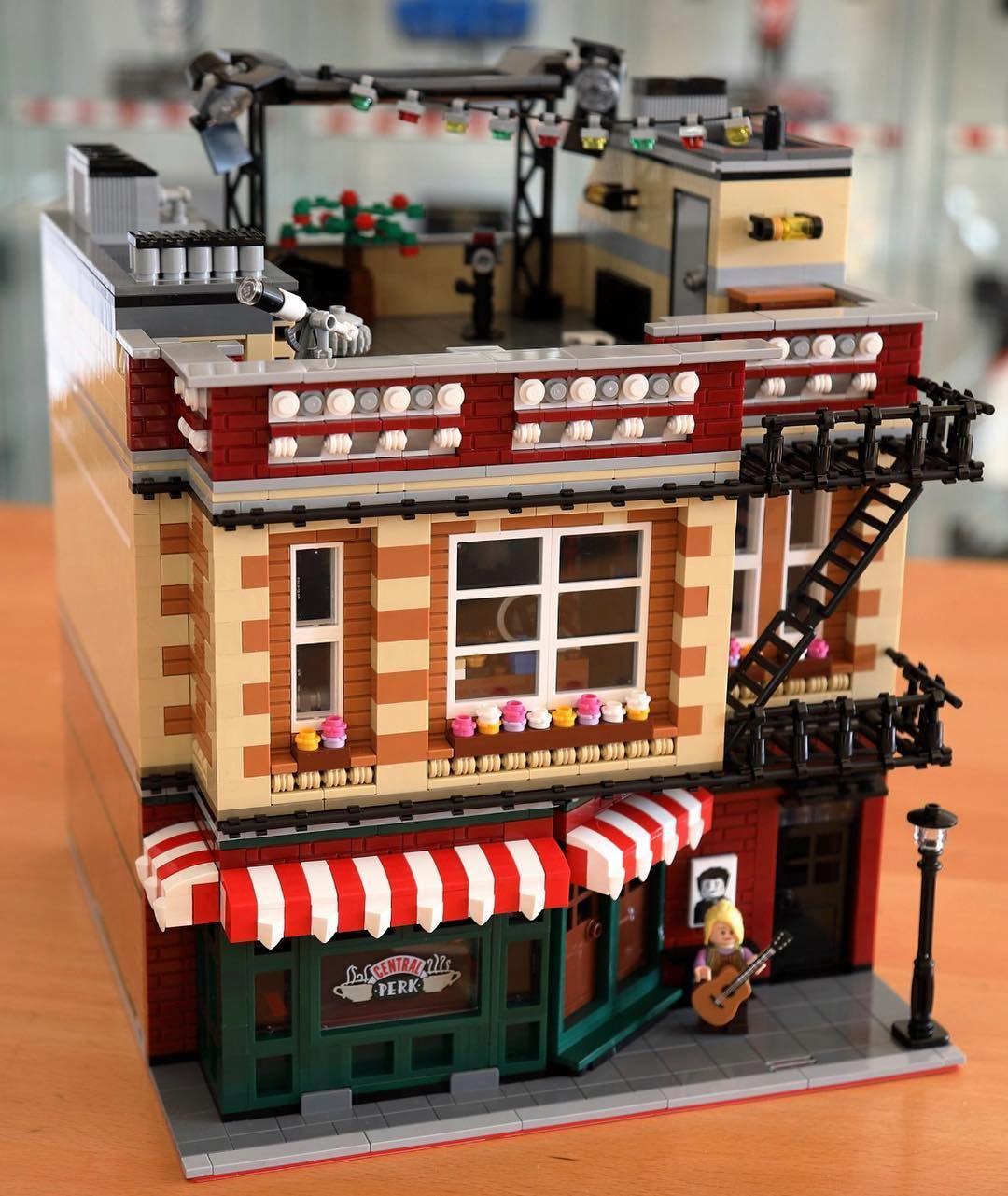 Legos Image By Matt In 2020 Lego Village Cool Lego Lego House