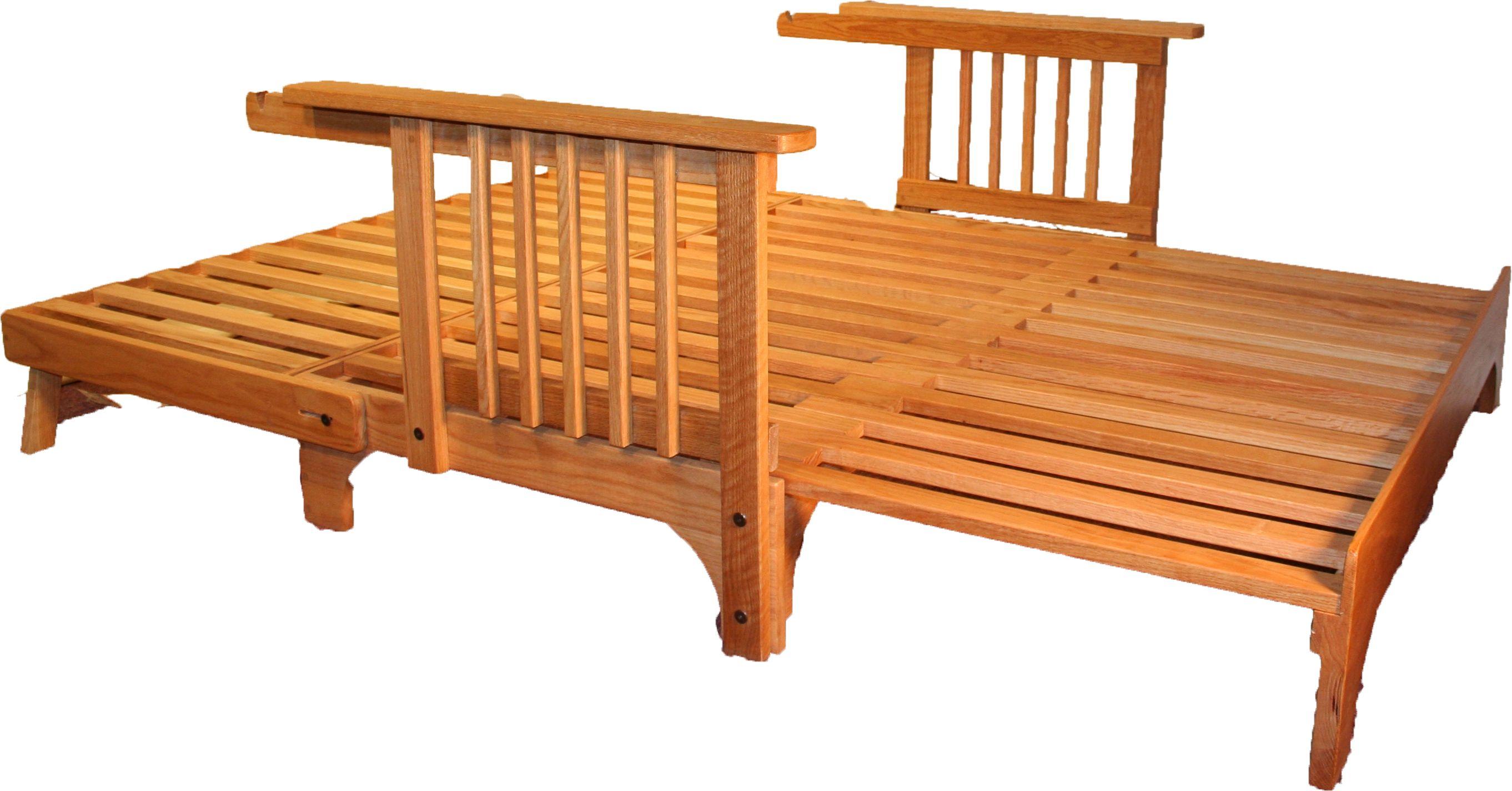 Image Result For Trifold Wooden Futon Frame Sommerhus