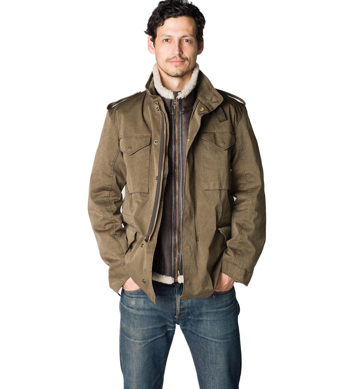 C Field Jacket