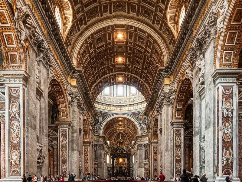 San pietro cathedral roma google search st peters for Interior design roma
