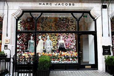 Marc Jacobs store window