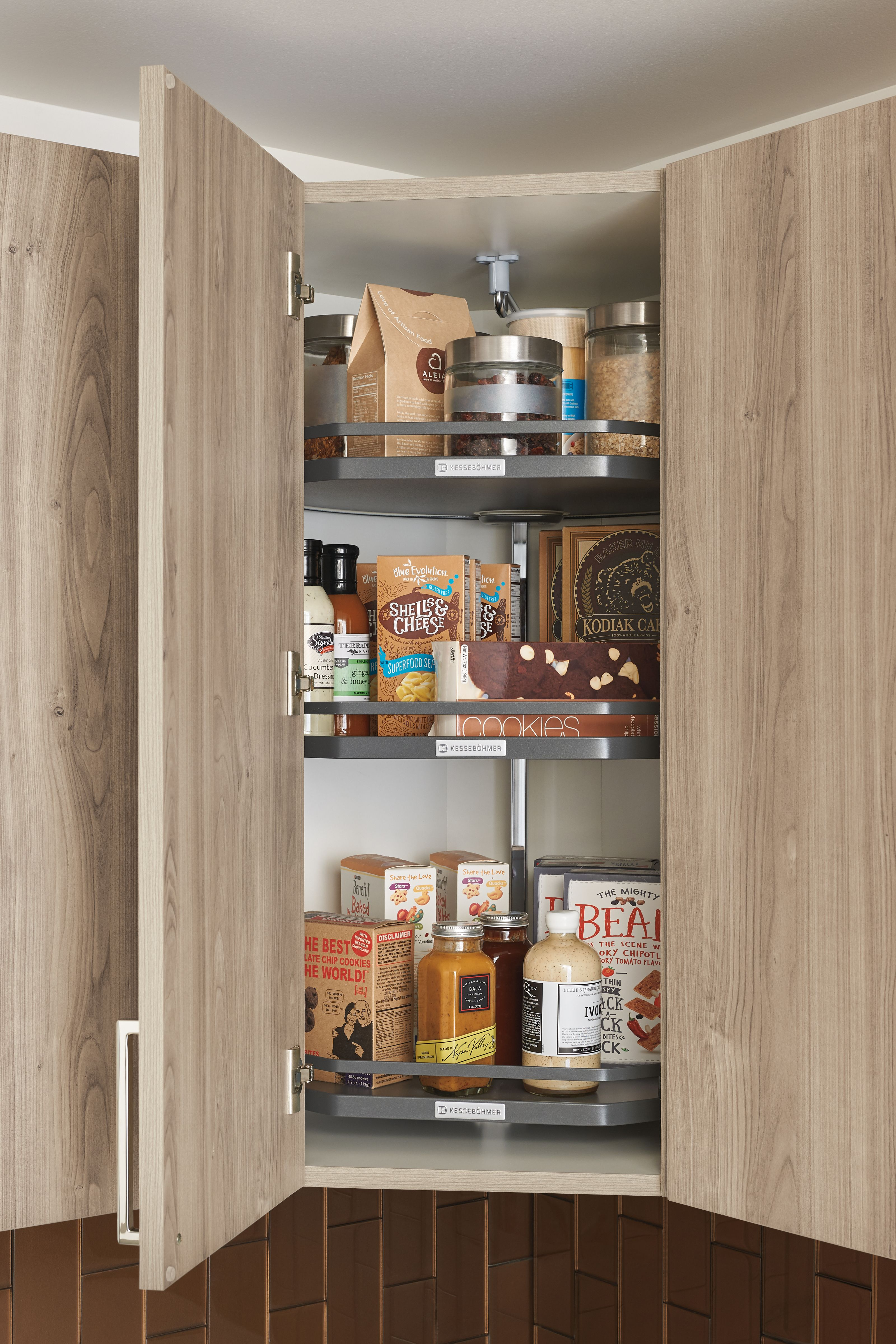 Pin By Clever Storage Us On Twister Wall Corner Corner Kitchen