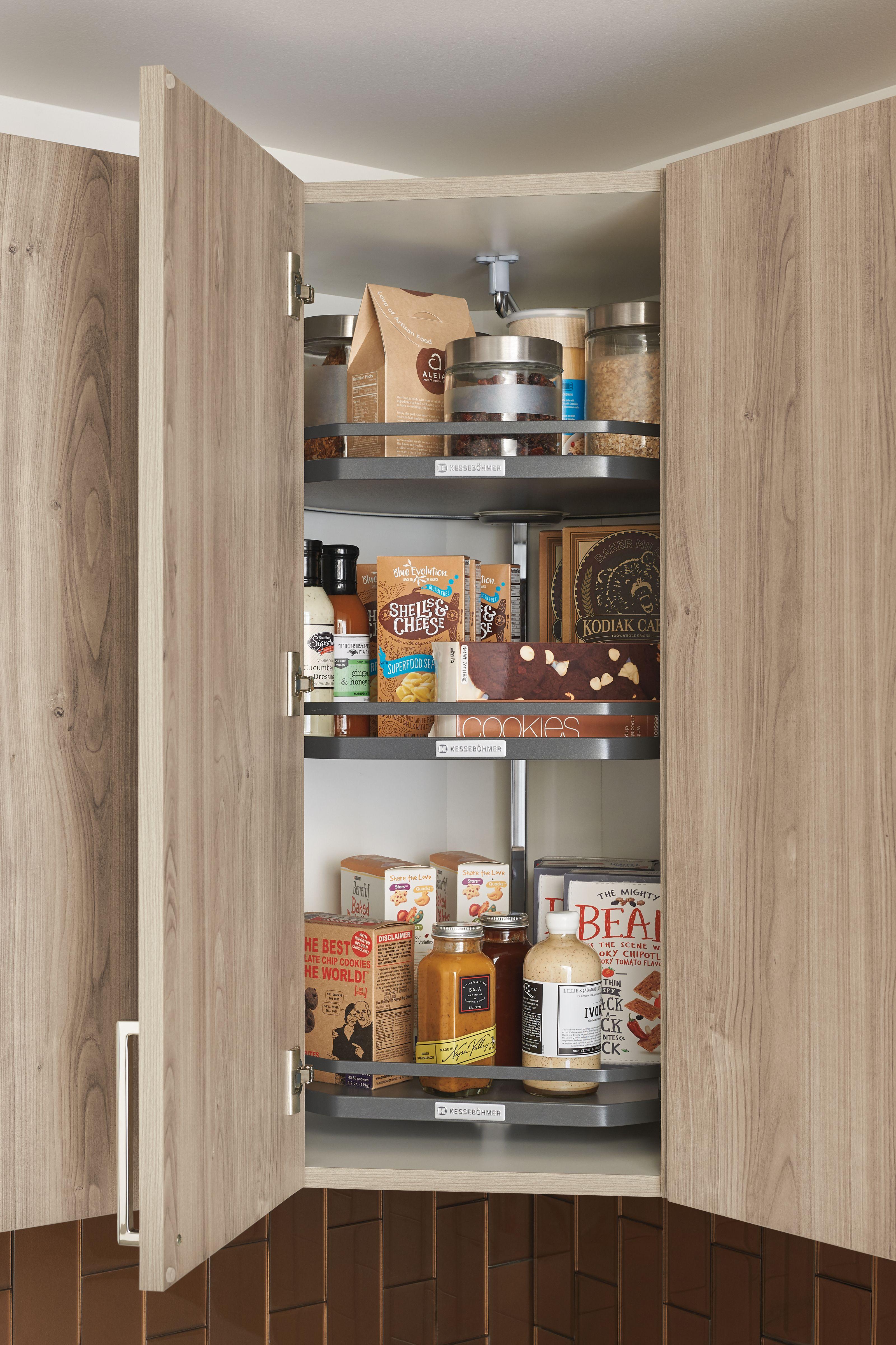 Kessebohmer Twister Corner Kitchen Cabinet Upper Kitchen Cabinets Kitchen Cabinets Pictures