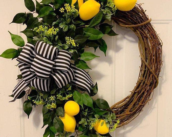 Photo of Summer wreath 796152040363854366