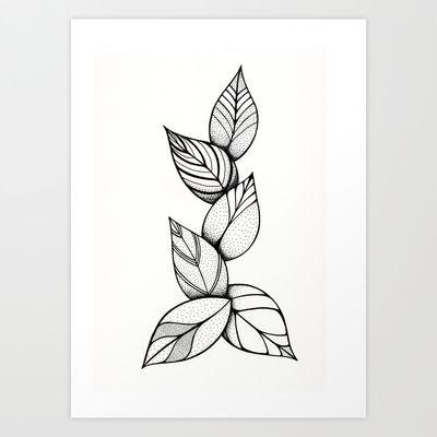 leaves by Silb_ck