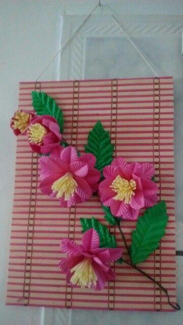Flores de eva minha obra de arte