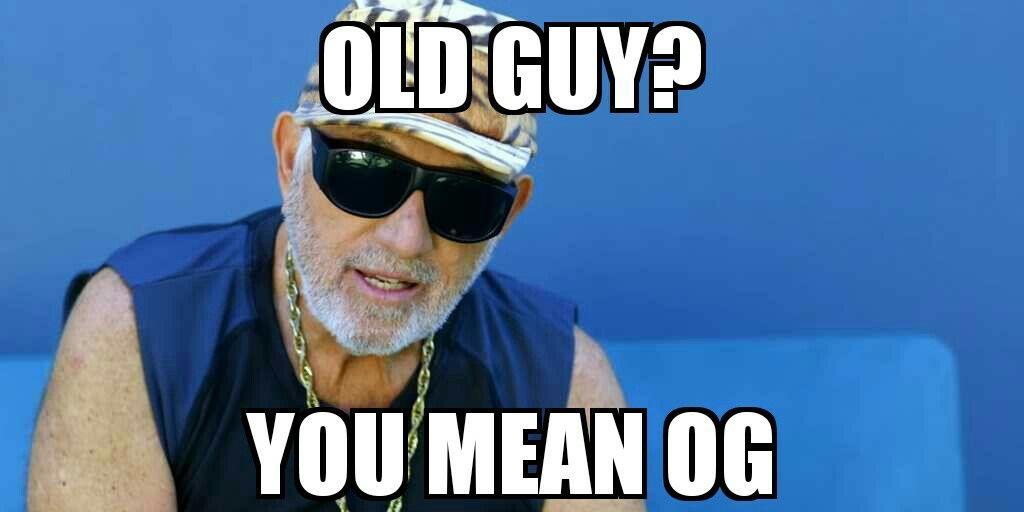 gangster grandpa