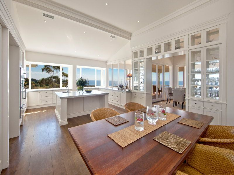 Hamptons Style Beach House