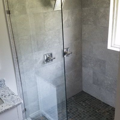 44 X 78 Frameless Fixed Glass Panel In 2020 Glass Shower Panels Frameless Shower Doors Cleaning Shower Glass