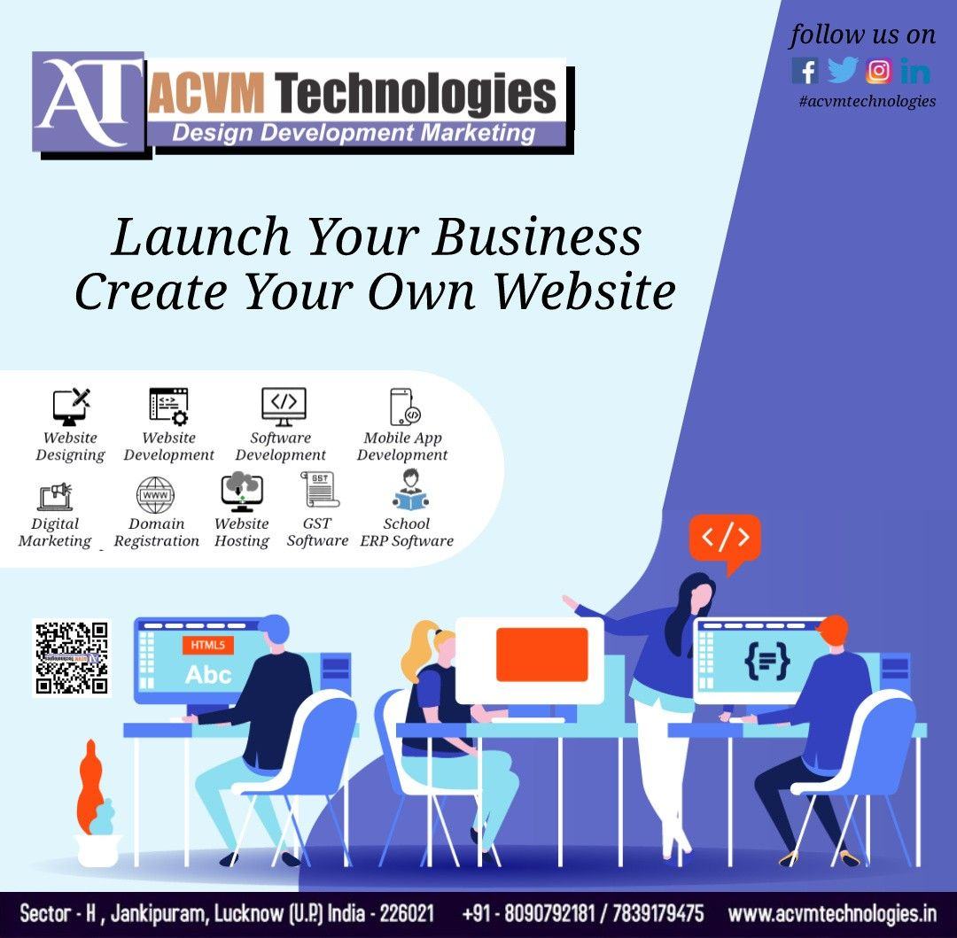 Pin On Website Designing Company In Lucknow