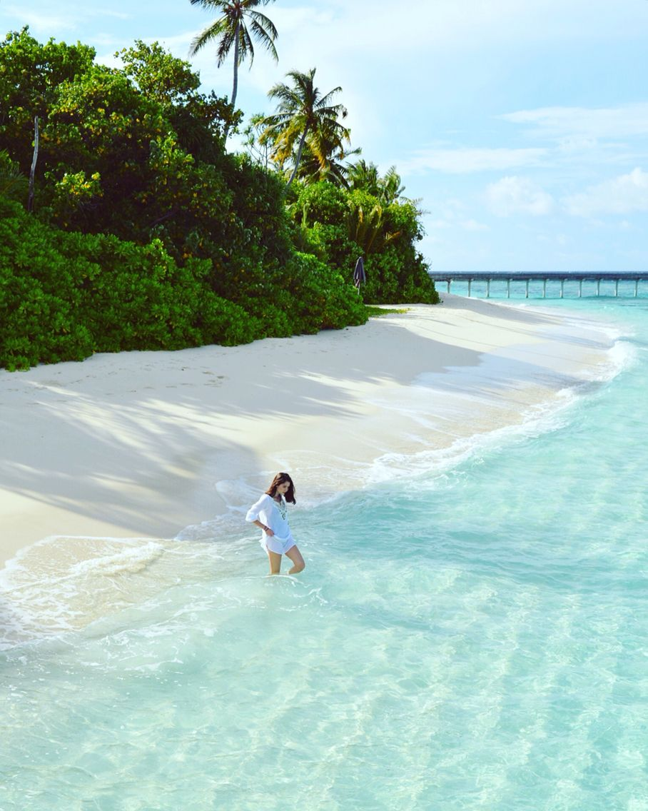 Maldives, Park Hyatt Hadahaa
