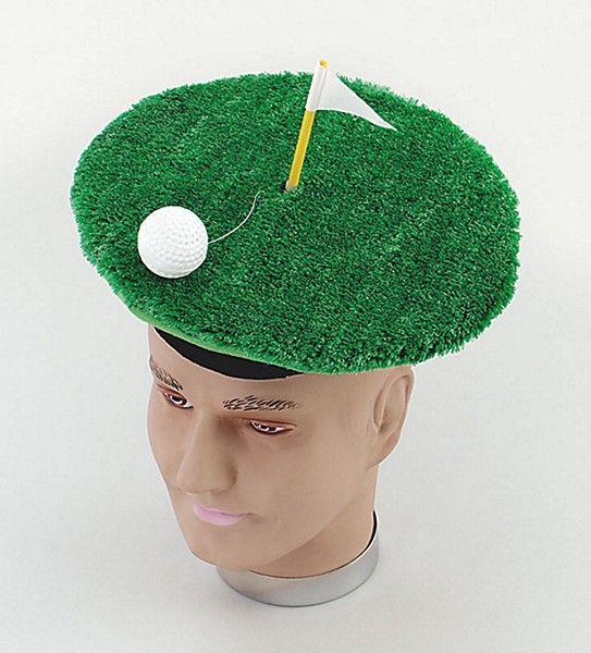 Head Like A Hole In One Fancy Dress Hats Fancy Dress Accessories Pub Golf