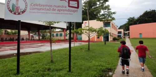 Mejoras en escuelas de la UPR. https://t.co/CK2ynyROhB...