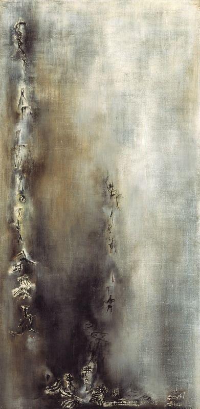 Zao Wou Ki Vent Pompidou Paris Favorite Artist Zao Wou