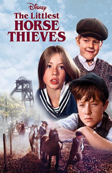 A picture of the movie The Littlest Horse Thieves.