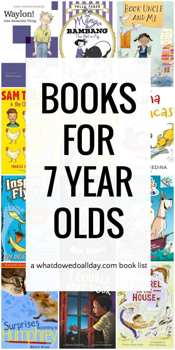 Best Books For 7 Year Olds Get Them Hooked On Reading Books For 7 Year Old Boys Books Books For Boys