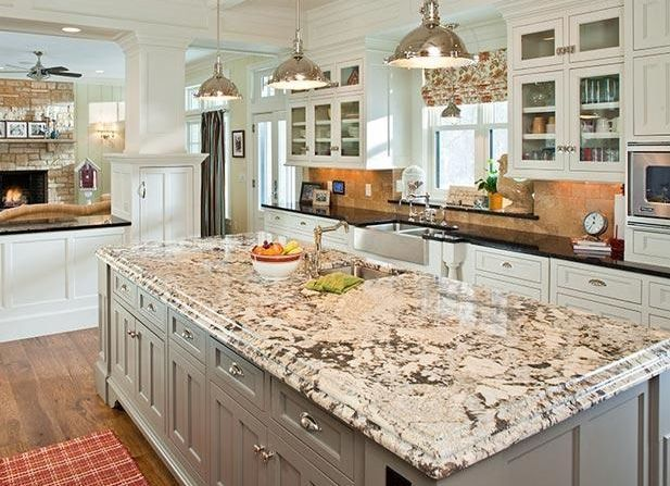 pincyndi arnold on kitchens | pinterest | granite, kitchens and