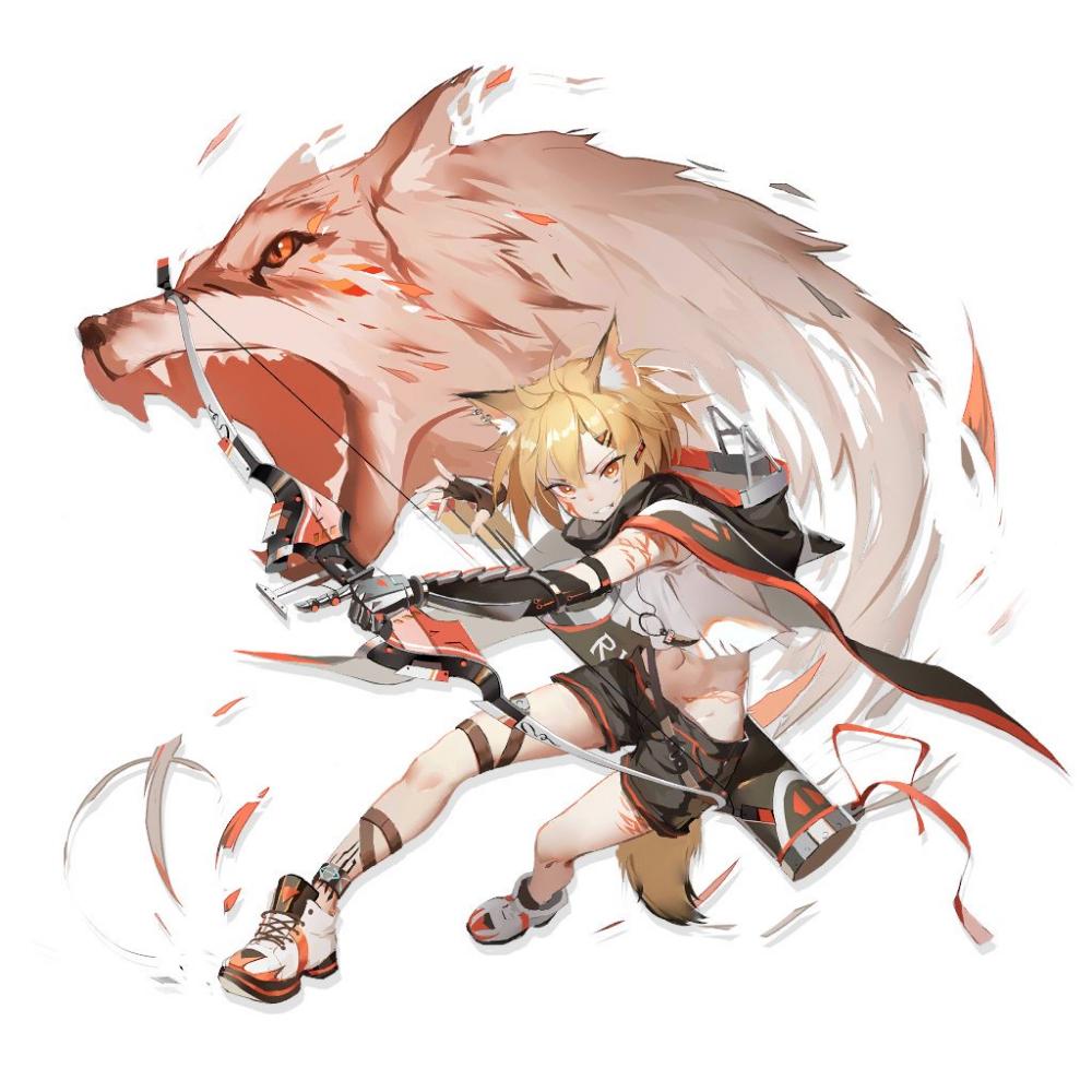 Arknights Worldwide On Twitter Anime Wolf Girl Anime Character Design Anime Warrior