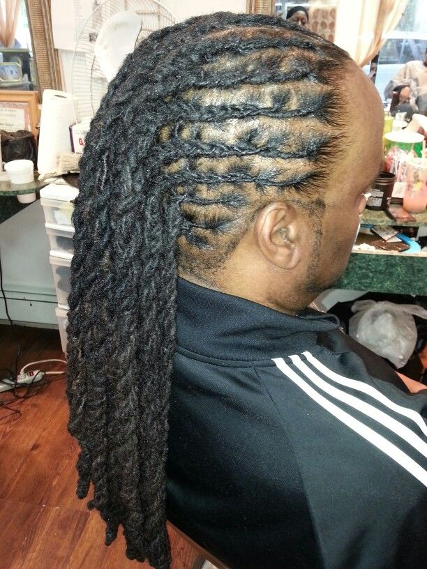 A Hairstyle For Men Done By Desmar In Harlem Ny