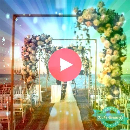 Beautiful Wedding Arch Ideas For Your Day Of Love 24 Beautiful Wedding Arch Ideas For Your Day Of Love 24 Beautiful Wedding Arch Ideas For Your Day Of Love How To Wow Wit...