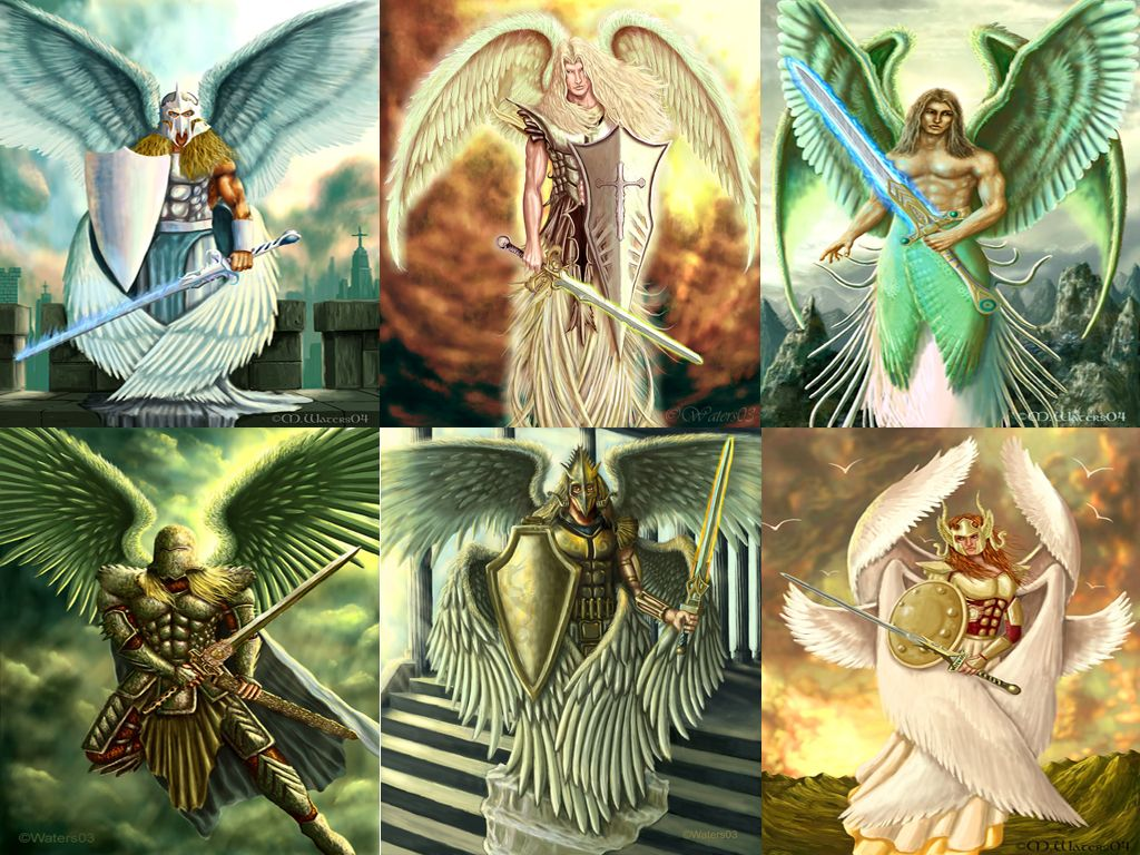 Archangels names and meanings catholic - Who Are The 7 Archangels Size Of This Preview 640 480 Pixels