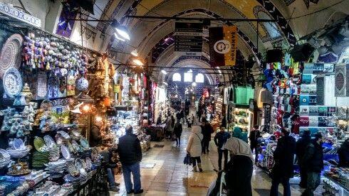 Fatih, İstanbul konumunda Kapalıçarşı | Grand Bazaar