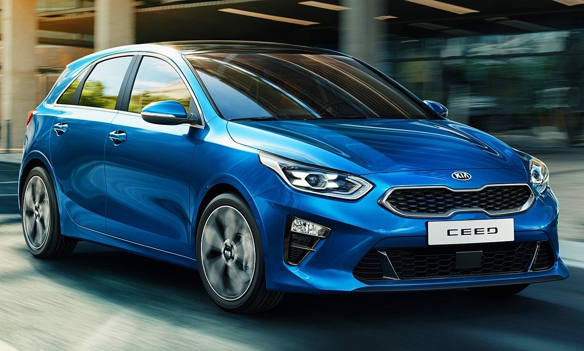 Kia Ceed 3 Generation Ab 2018 Preis New Interior With Images