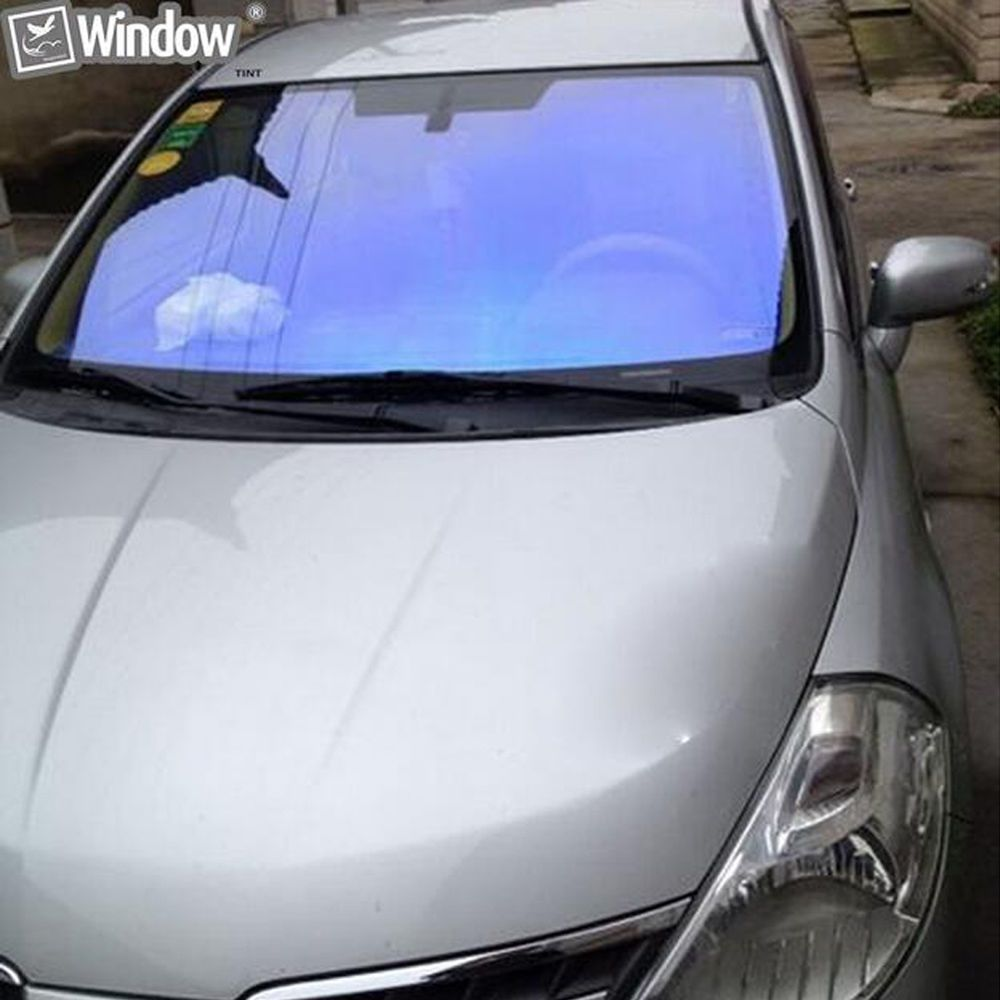Chameleon Film Change Color Car Window Tint Nano Ceramic