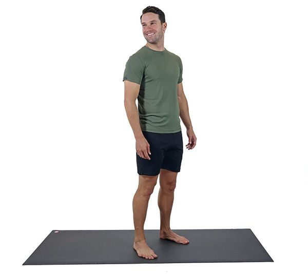 Mens Yoga Outfit