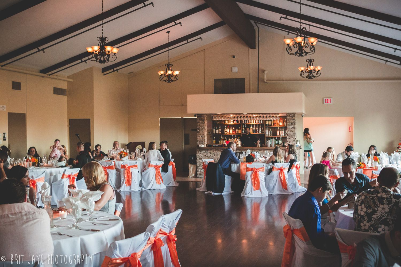 San Diego Golf Course Wedding Erin Jimmy Reception VenuesReceptionsFall