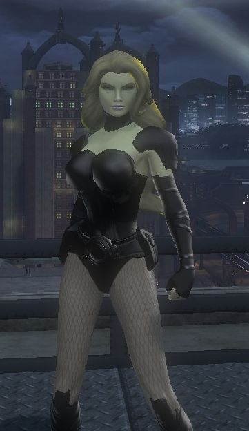 Dcuo Black Canary Injustice Black Canary Injustice Canary