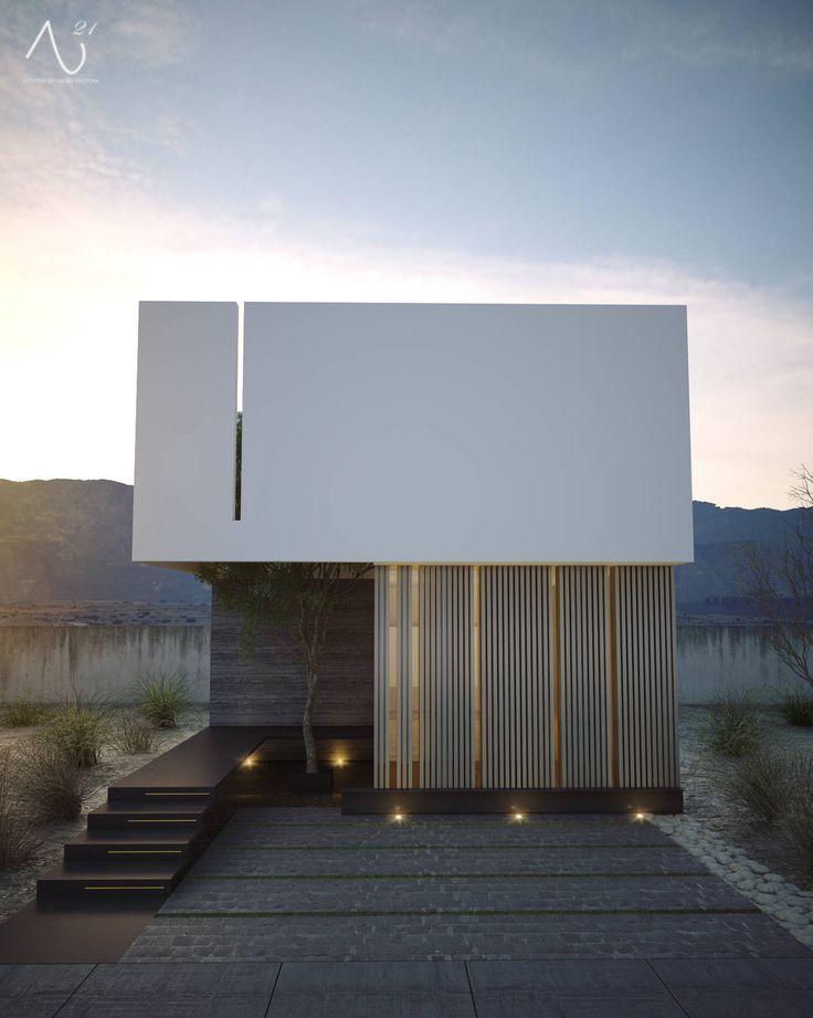 Comprar o construir, ¿que conviene más? Minimalistas, Principales - casas minimalistas