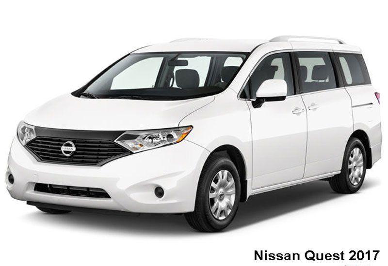 Nissan Quest Platinum Cvt 2017 Full Nissan Quest Mini Van Nissan