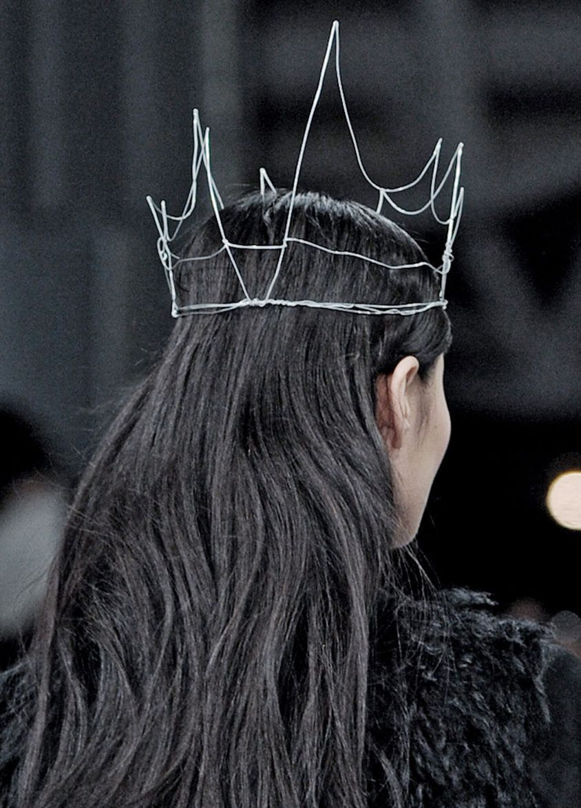 wire crown - easy and inexpensive to make for your own princess ...