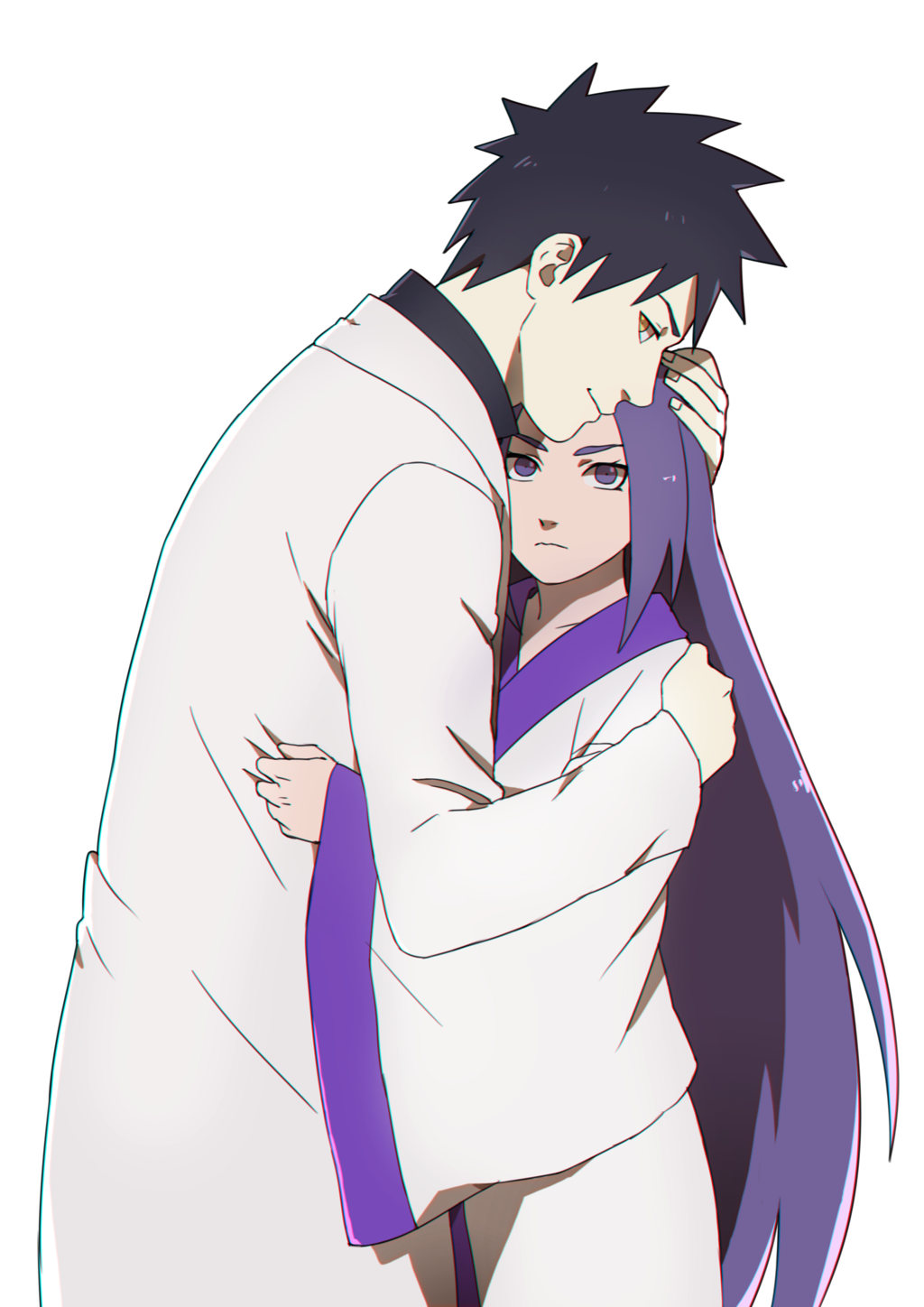 Orochimaru's parents {Isao and anju} by Rarity-Princess on