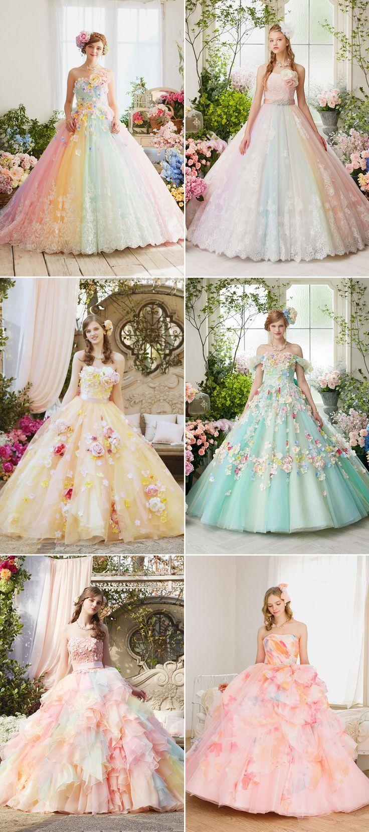 4 Wunderbar romantische Prinzessin-Worthy Kleider für Sommer