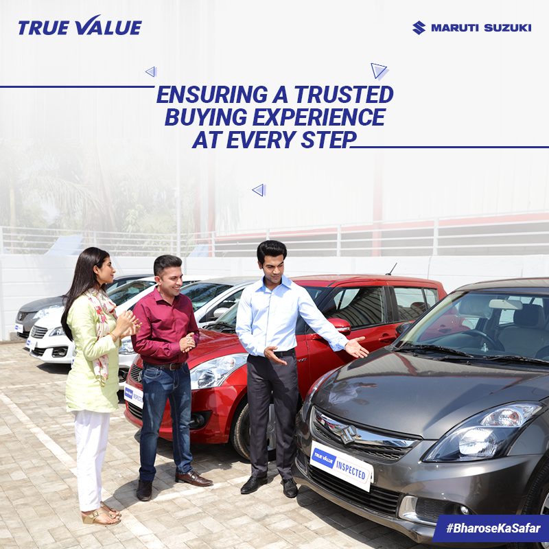 Akansha Automobiles Best Maruti Showroom In Moradabad To Buy Or Sell Your Second Hand Car In 2020 With Images Buy Used Cars True Value Certified Used Cars