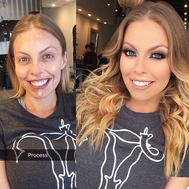 Gorgeous Girl Next Door To Glamazon Makeup By Marine Salon Studio Gorgeous Girls Glam Makeup