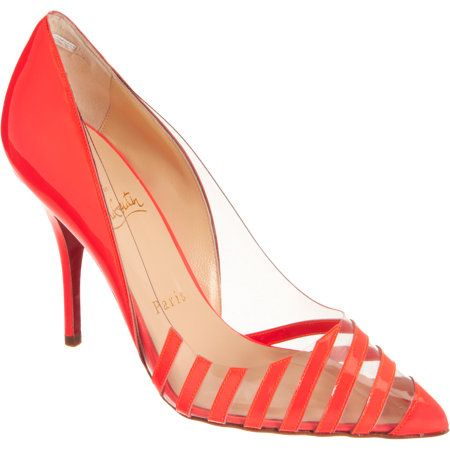 Christian Louboutin 'Pivichic' Pump - Wild One Forever