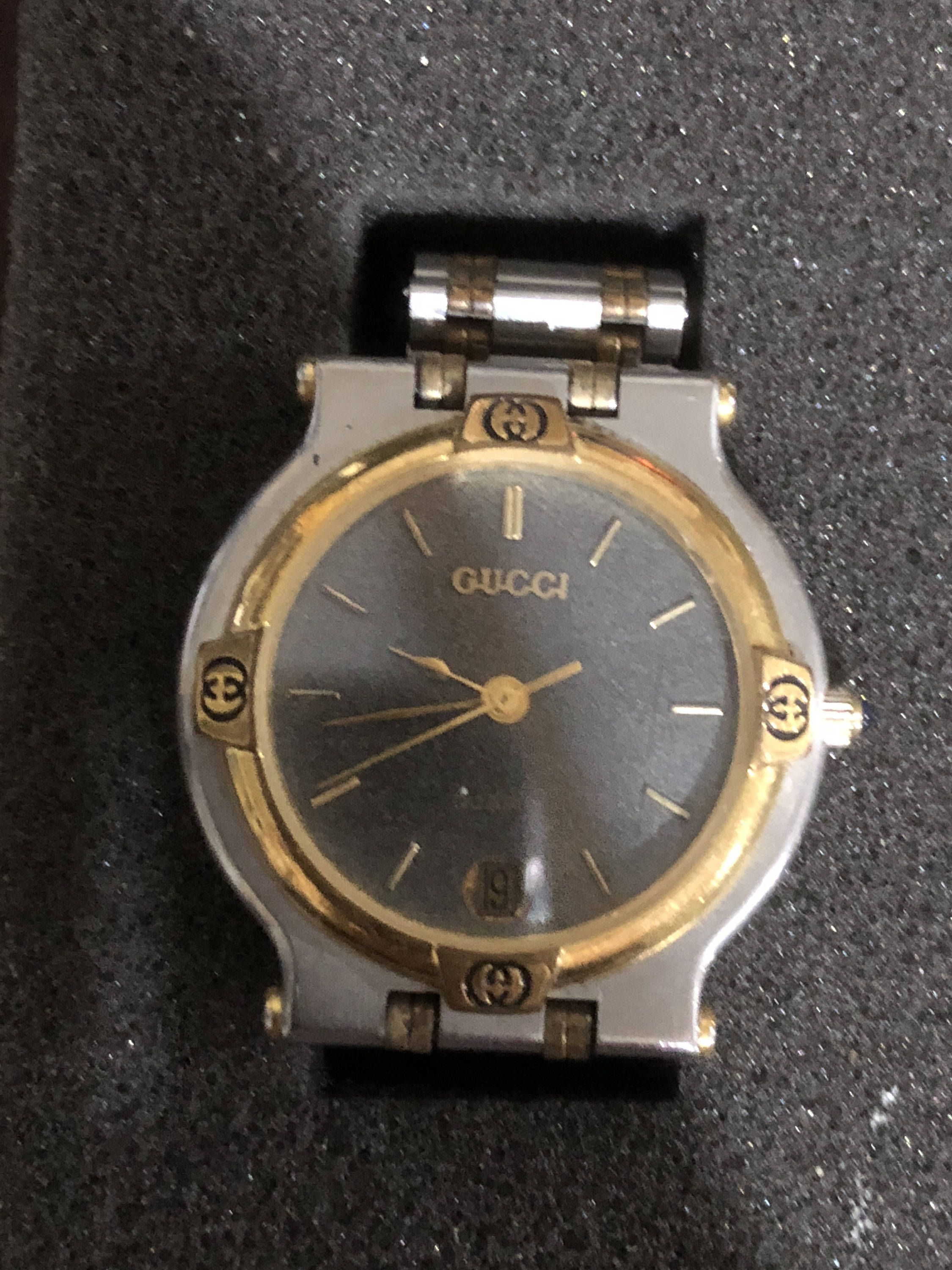 8ca8ebd5f64 Gucci Watch