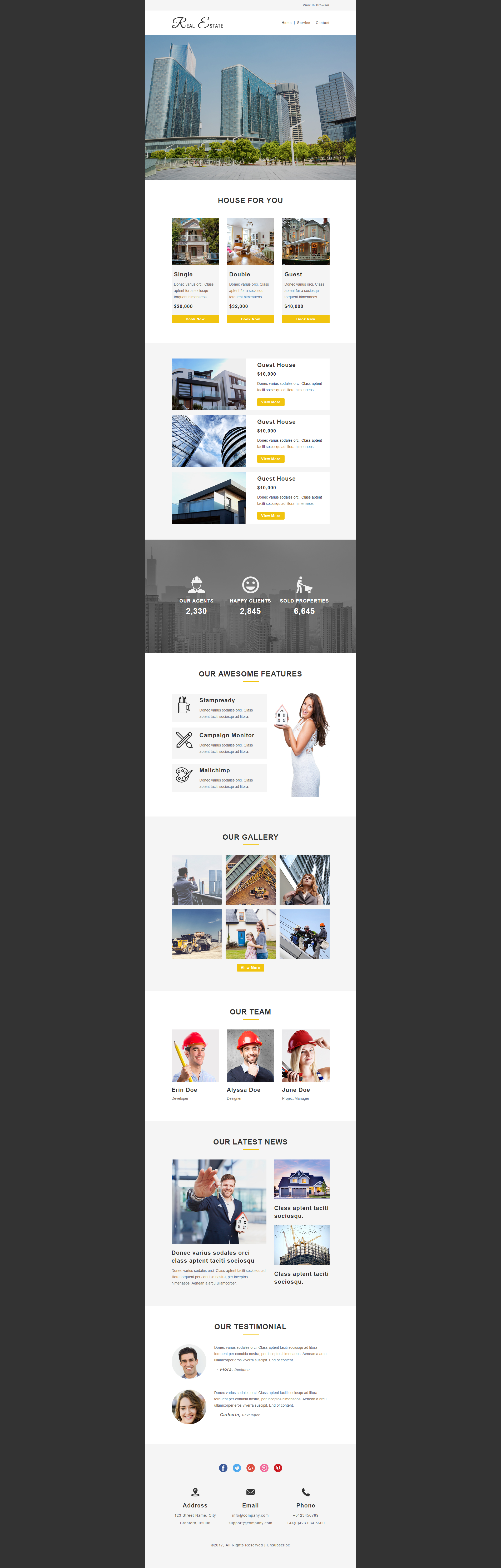 webexpert_007 : I will design email template,html newsletter,html ...