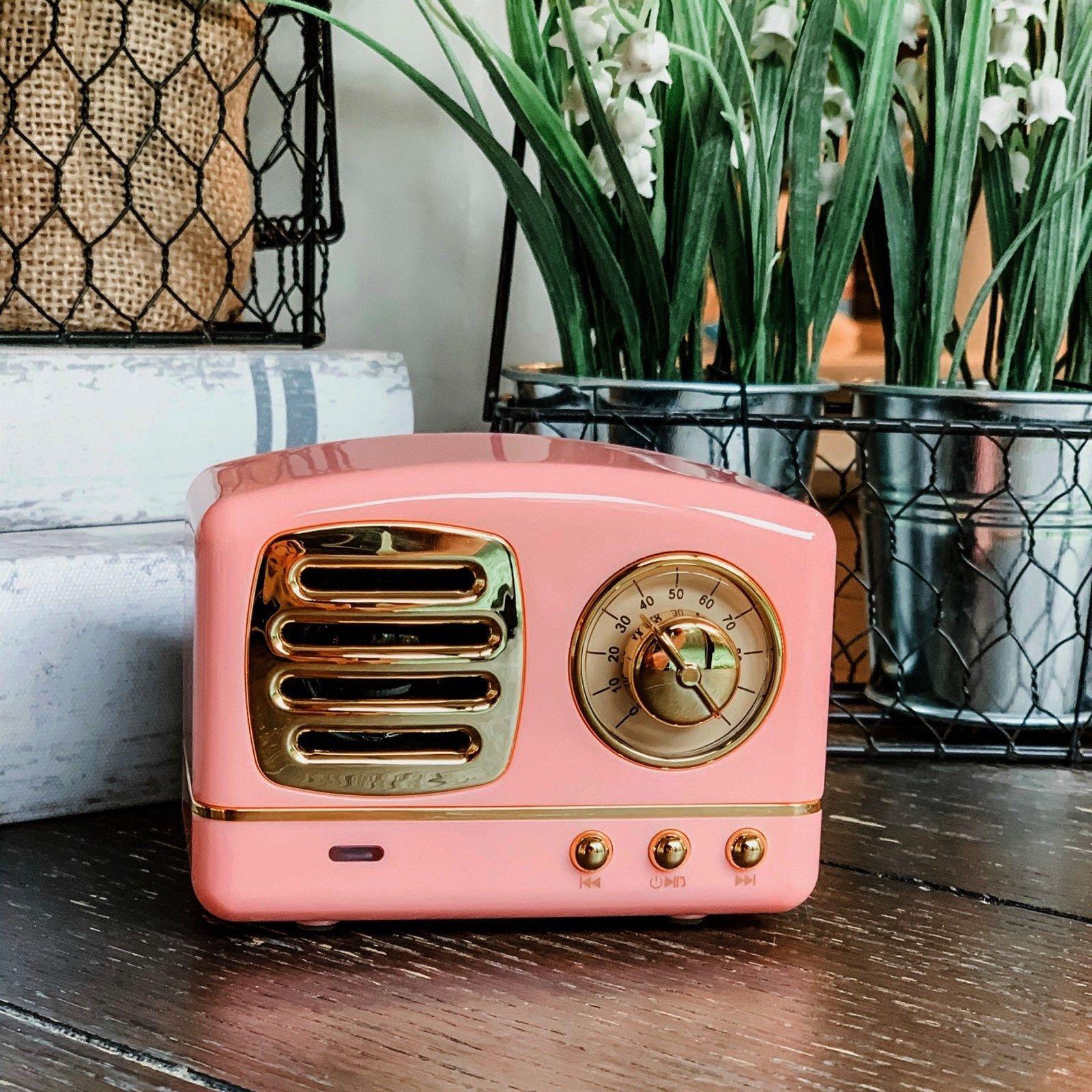 Vintage Radio Bluetooth Speaker Vintage Radio Bluetooth Speaker Apple Watch Silicone Band