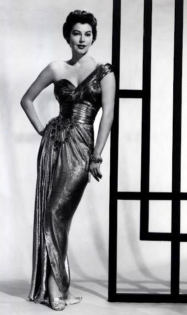 Les Créations des Soeurs Fontana ont été Portées par des Célébrités - Ava Gardner