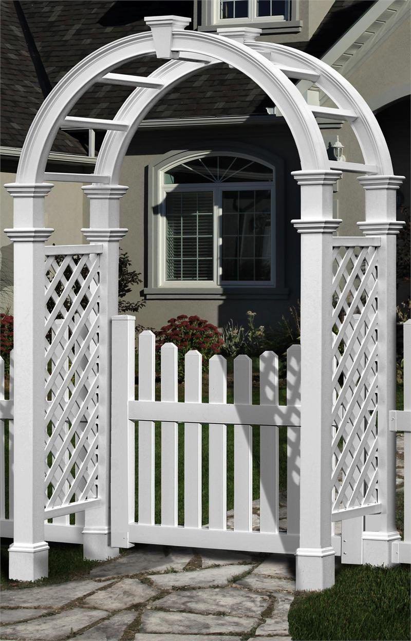 Gartentor selber bauen diy anleitung und 45 einzigartige beispiele garden gates garten - Gartentor bauen anleitung ...