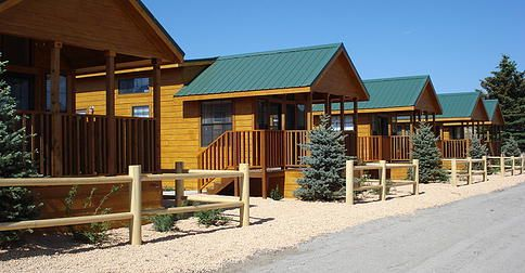 Long Term RV And Park Model Tiny Home Community In Woodland Colorado Sales