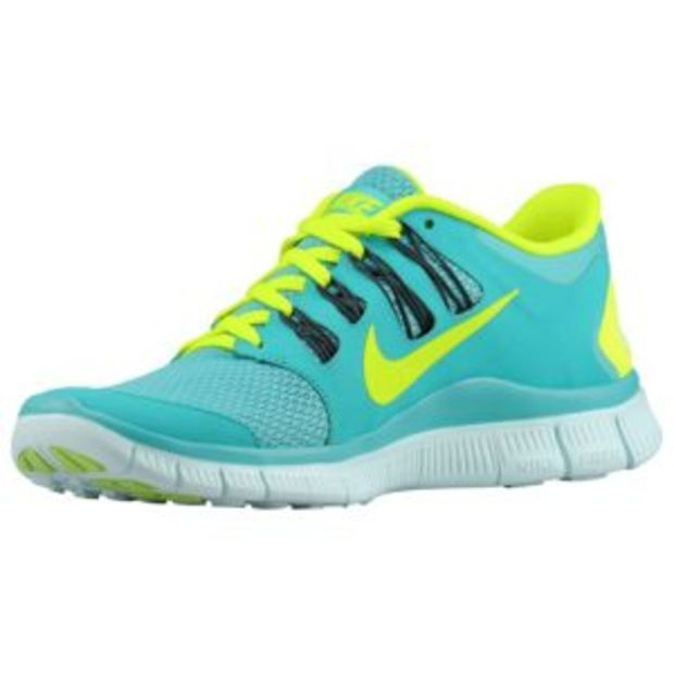 sports shoes cf033 613f0 ... where can i buy nike free 5.0 womens at lady foot locker fit and lean  pinterest