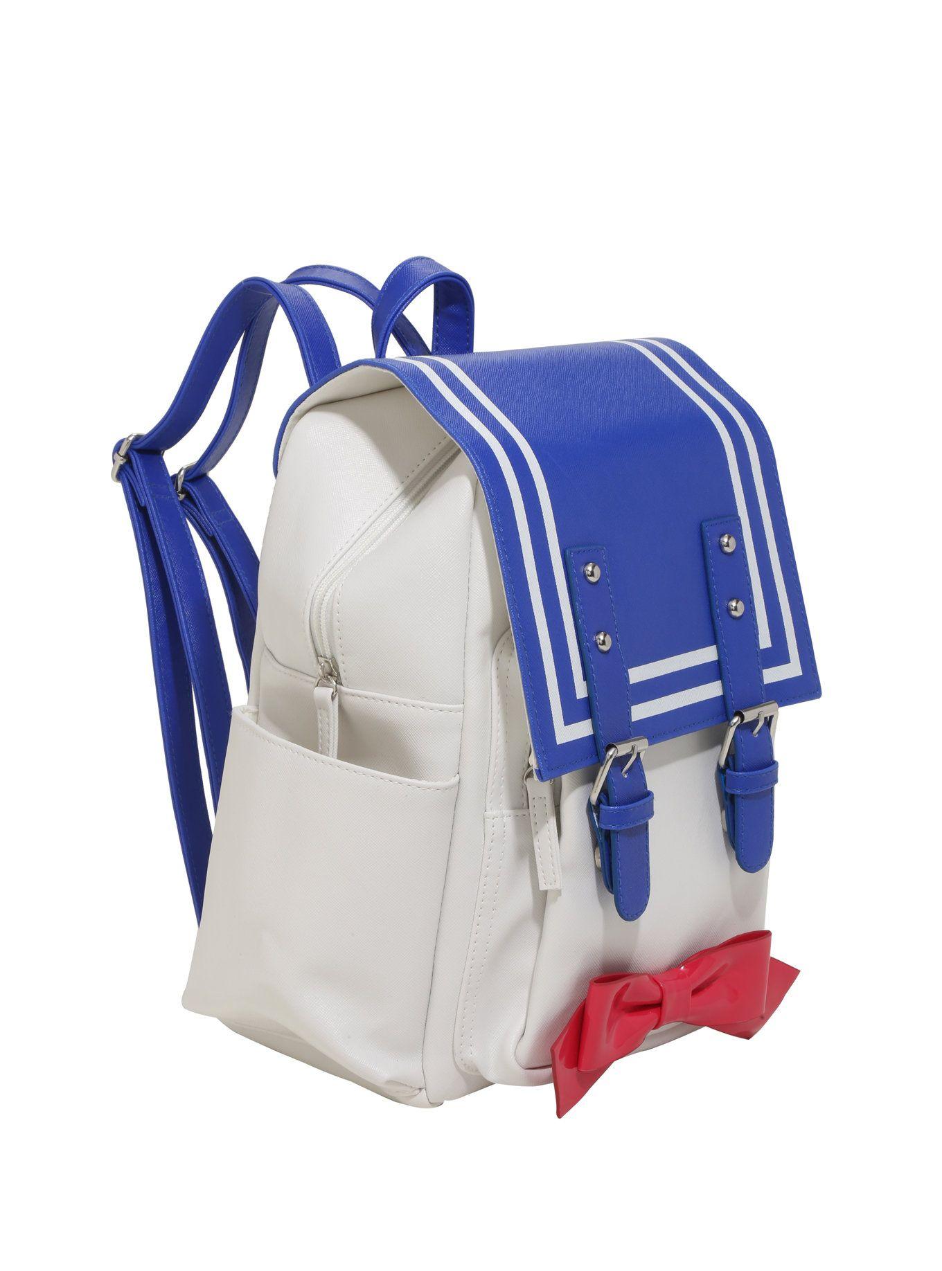 49f8518219 Sailor Moon Suit Mini Backpack