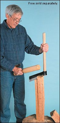 Froe Mallet - Woodworking