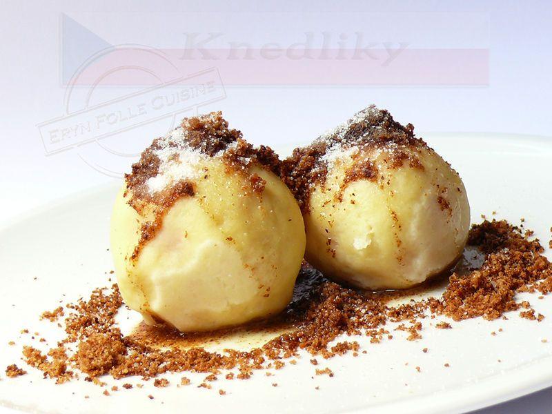 Knedliky aux abricots recette tch que familiale eryn et sa folle cuisine recetttes de f te - Recette de cuisine familiale ...