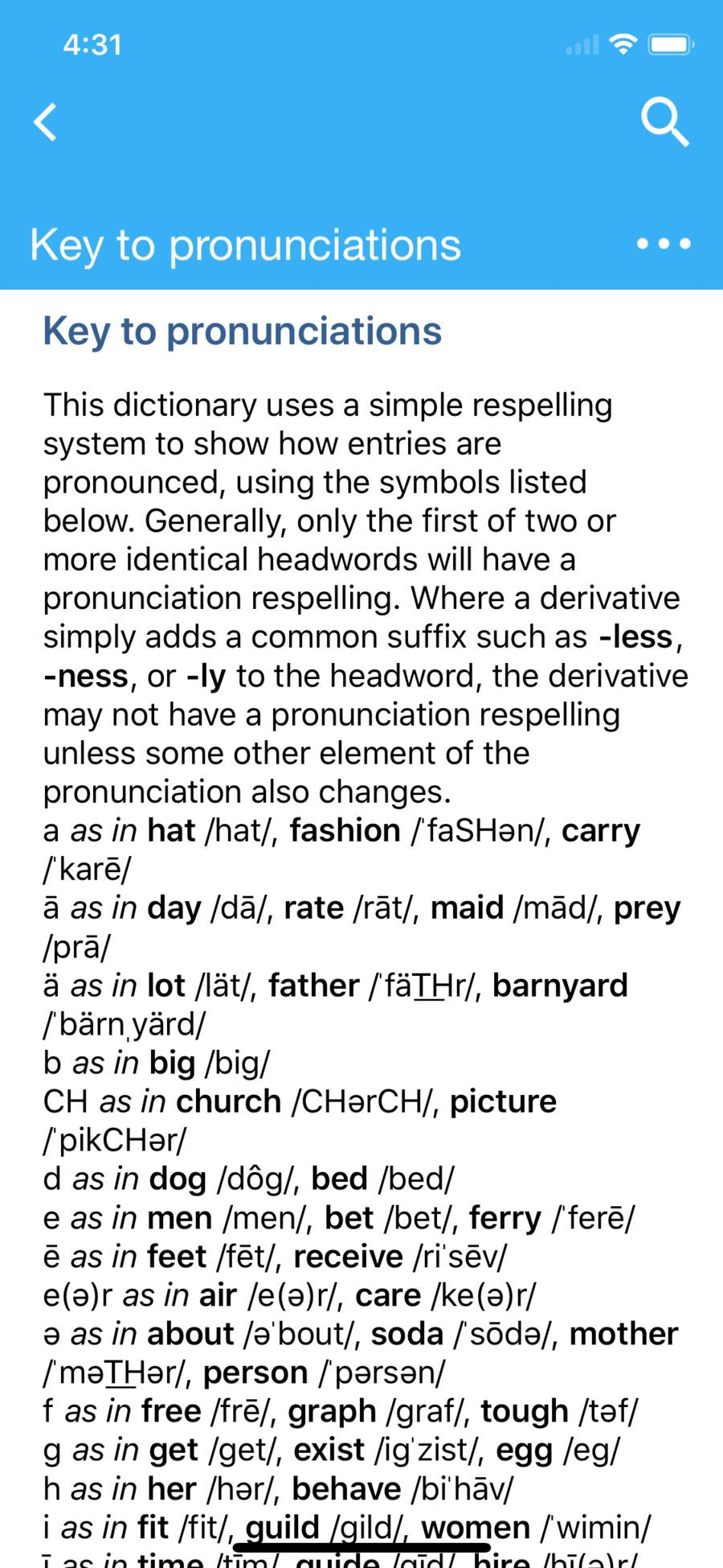 Oxford American Dictionary #Education#Reference#apps#ios